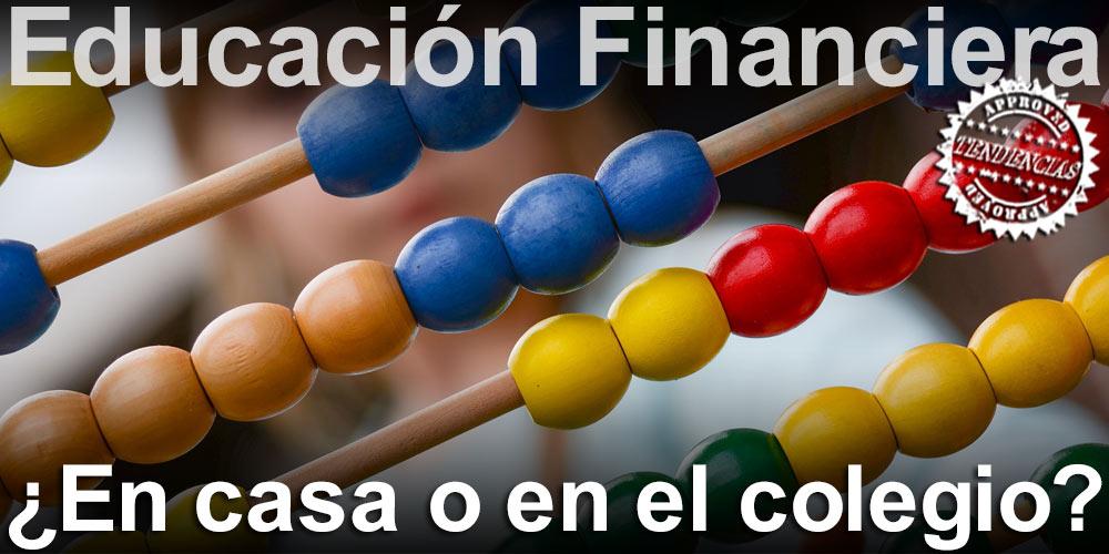 Educación financiera, ¿en casa o en el colegio? post image