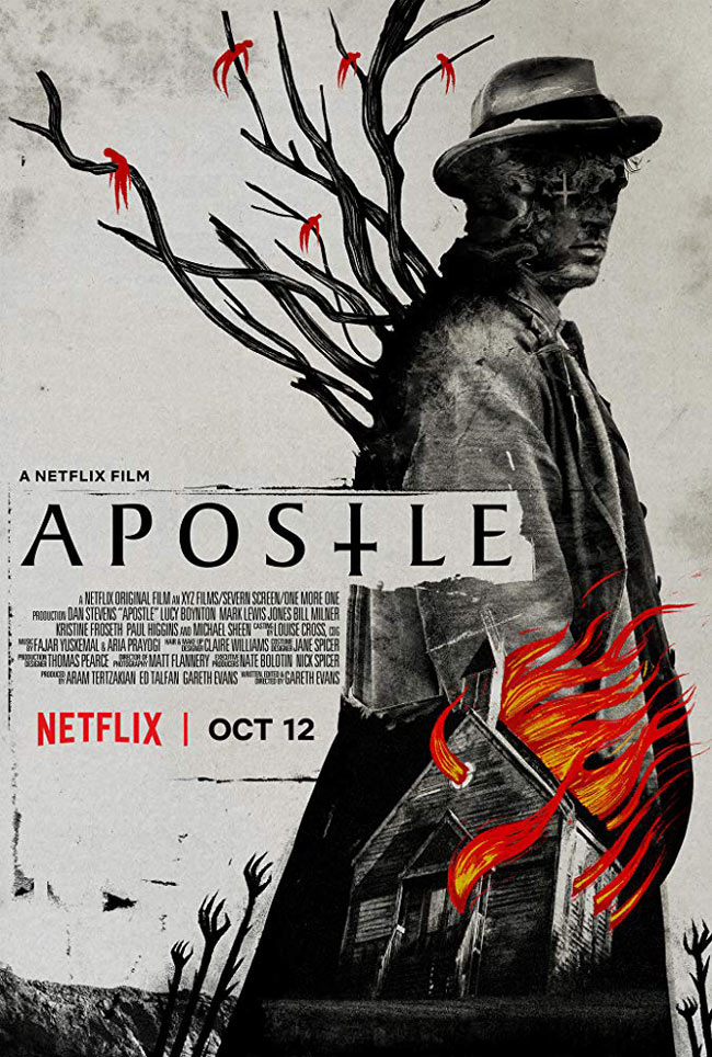 'Apostle', Festival de Sitges post image
