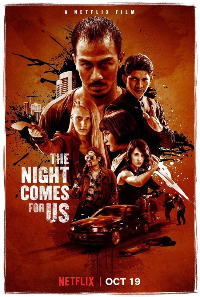 'The Night Comes For Us', Festival de Sitges post image