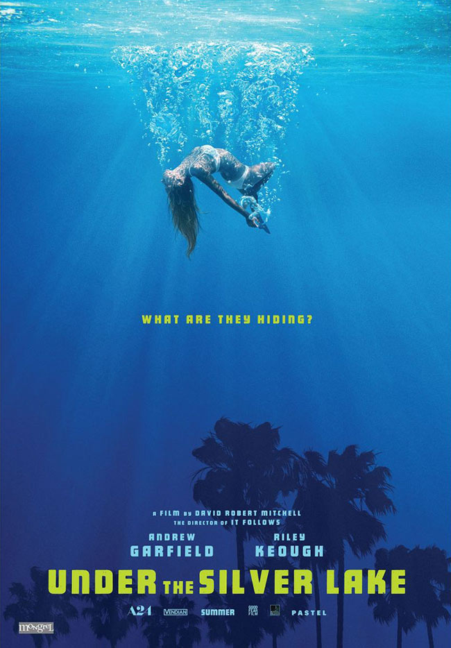 'Under the silver lake', Festival de Sitges post image