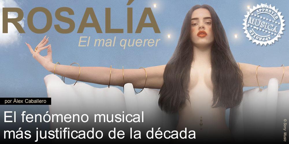 Rosalía, el fenómeno musical más justificado de la década. post image