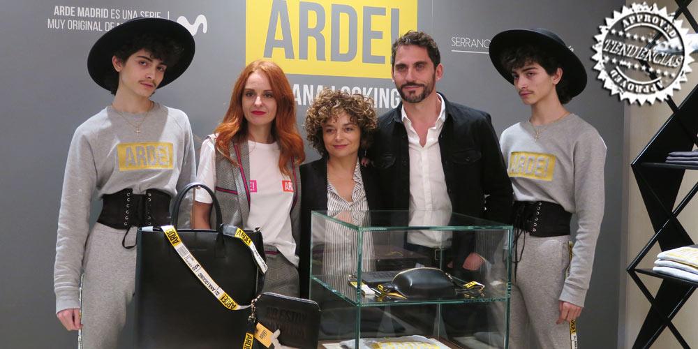 Arde Madrid, una colección inflamable post image