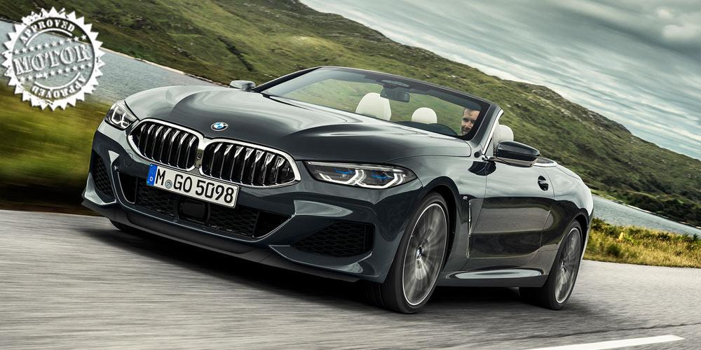 BMW SERIE 8 CABRIO post image