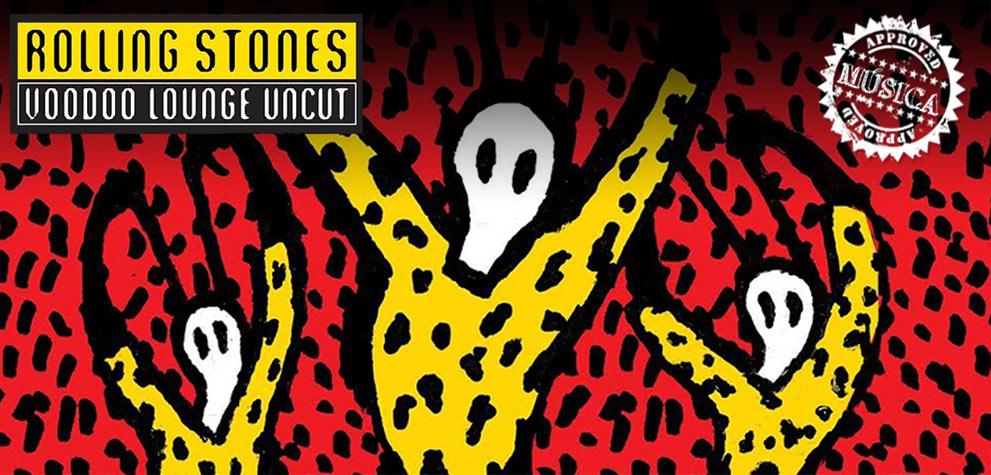 'The Rolling Stones Voodoo Lounge uncut' ya a la venta post image