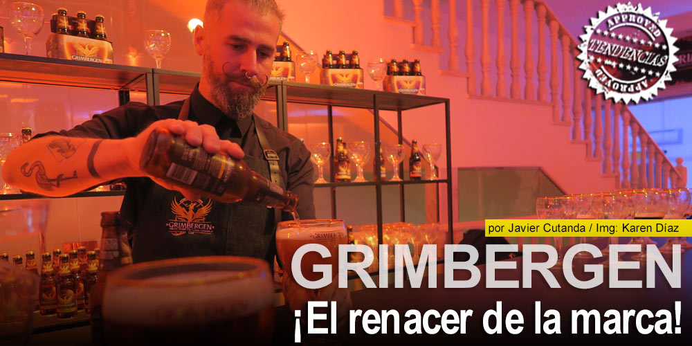 Grimbergen,  ¡el renacer de la marca! post image