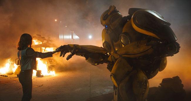 Bumblebee, estreno en cines