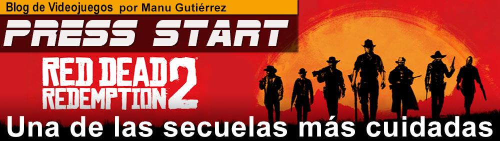 Red Dead Redemption 2, una de las secuelas más cuidadas thumbnail