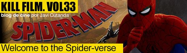 Blog de cine de Javi Cutanda 'Welcome to the Spider-verse' thumbnail