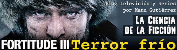 'Fortitude III' en Movistar +, terror frío thumbnail