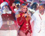 Mariah Carey en su concierto del WiZInk Center de Madrid