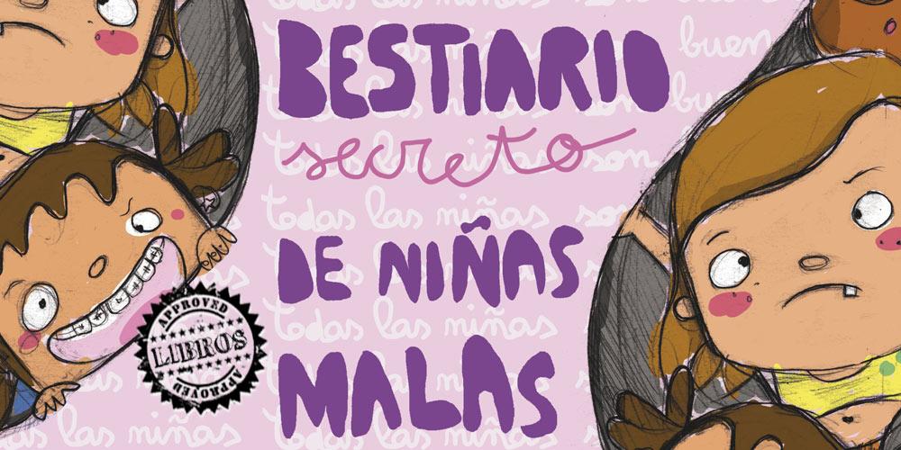 Entrevista a Myriam Cameros autora de 'Bestiario secreto de niñas malas' post image