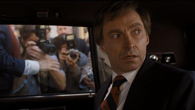 Hugh Jackman interpreta a un político en 'El Candidato'