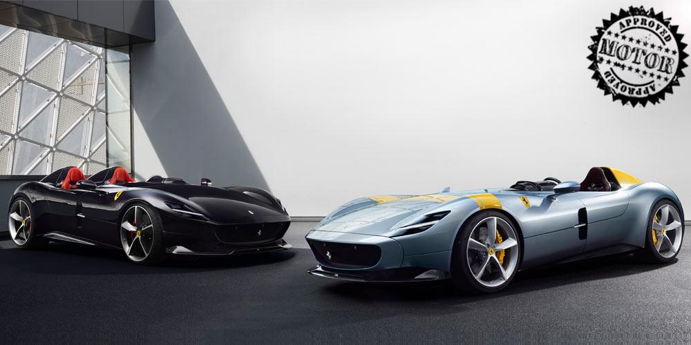 Ferrari Monza SP1 Y SP2 post image