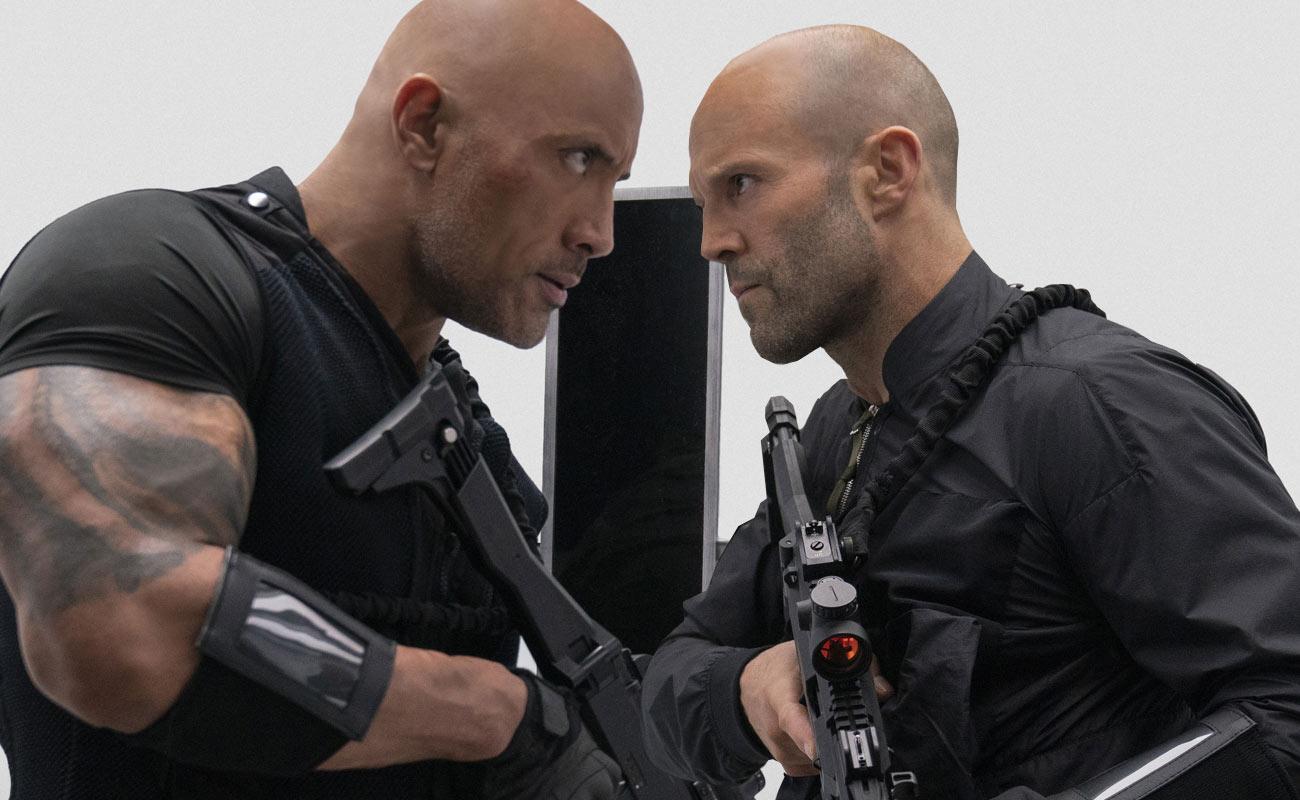 'Hobbs & Shaw' más rápidos y mucho más furiosos post image