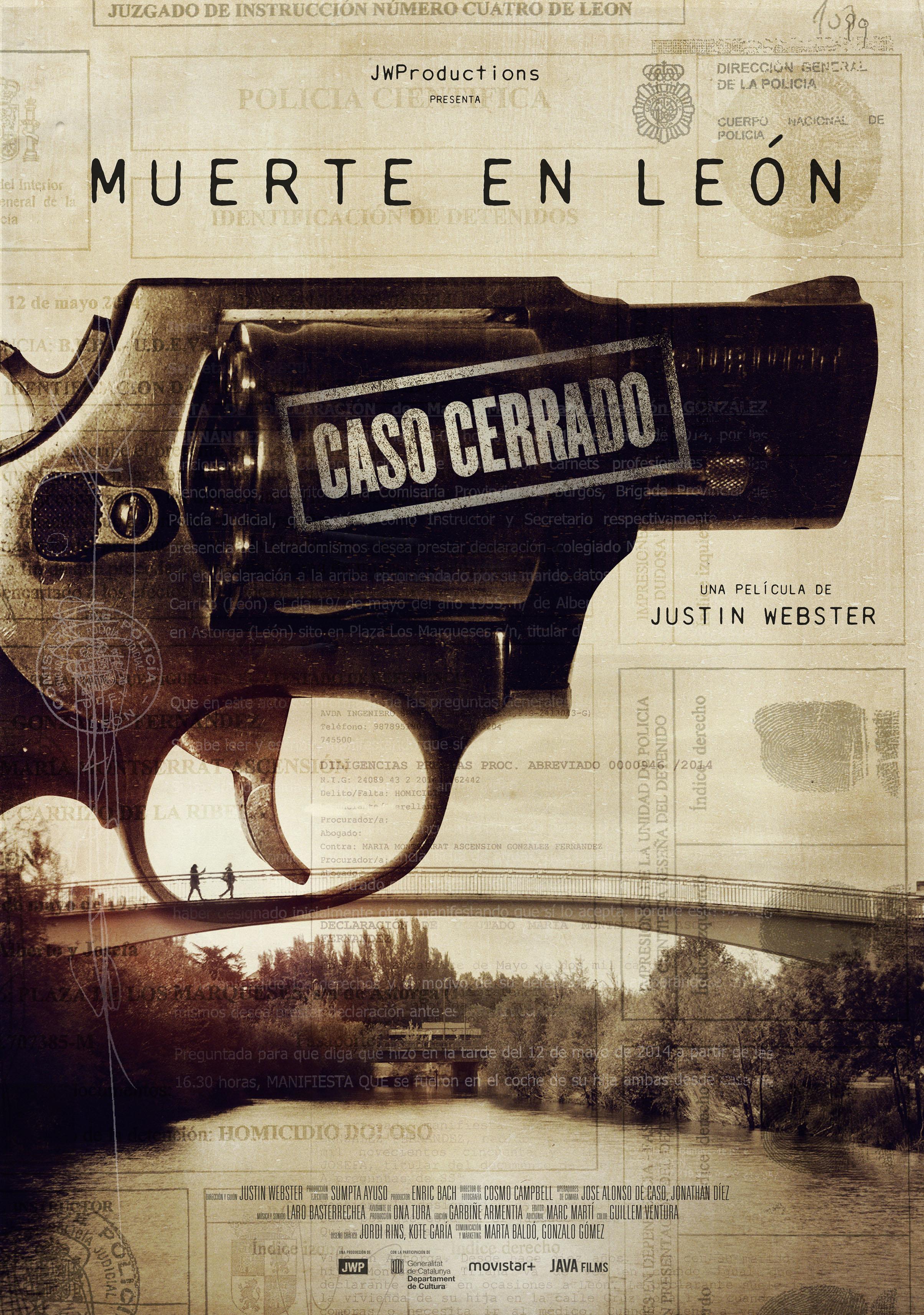 'Muerte en León. Caso cerrado' en HBO a partir del 22 de marzo