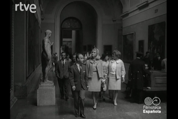 El Museo del Prado recupera más de 400 archivos audiovisuales que recorren 100 años de su historia
