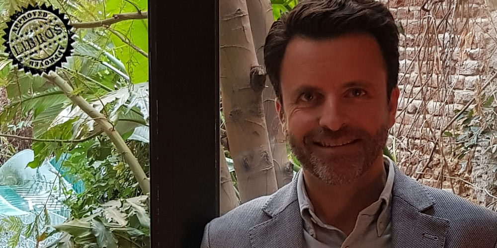 Entrevista en video con José Luis Gil Soto, autor de 'Madera de Savia Azul' post image