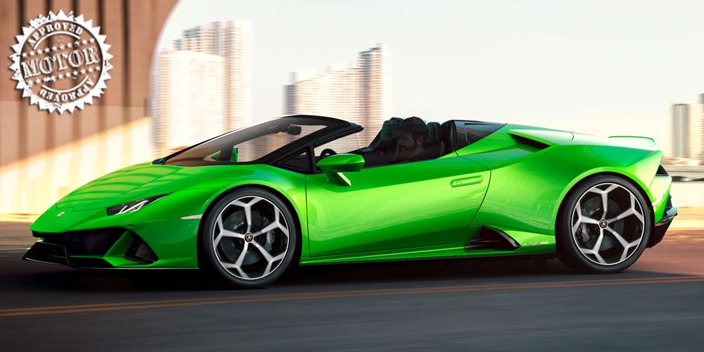 Lamborghini Huracán EVO Spyder post image