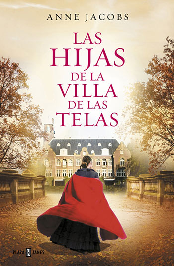 'Las hijas de la villa de las telas' de Anne Jacobs
