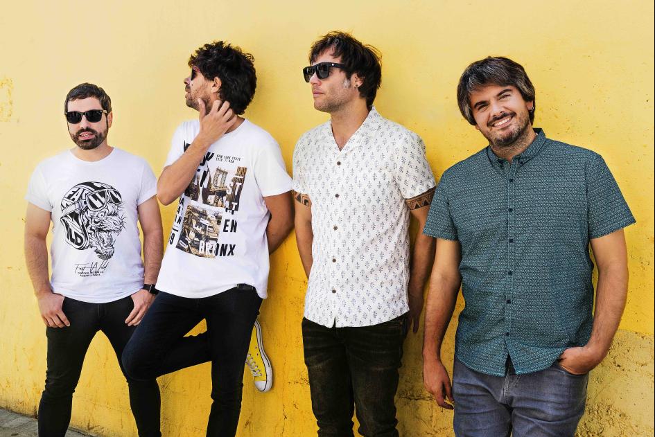 Despistaos presenta su nuevo disco 'Estamos enteros' en Madrid
