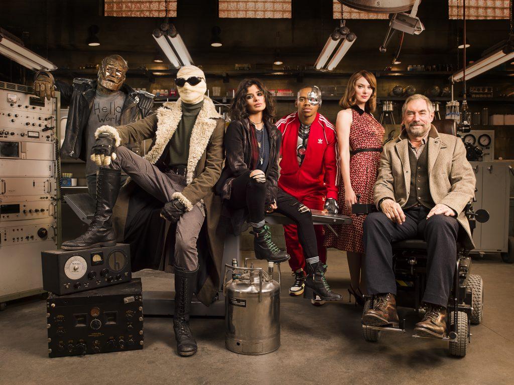 El próximo 5 de junio HBO estrena 'Doom Patrol'