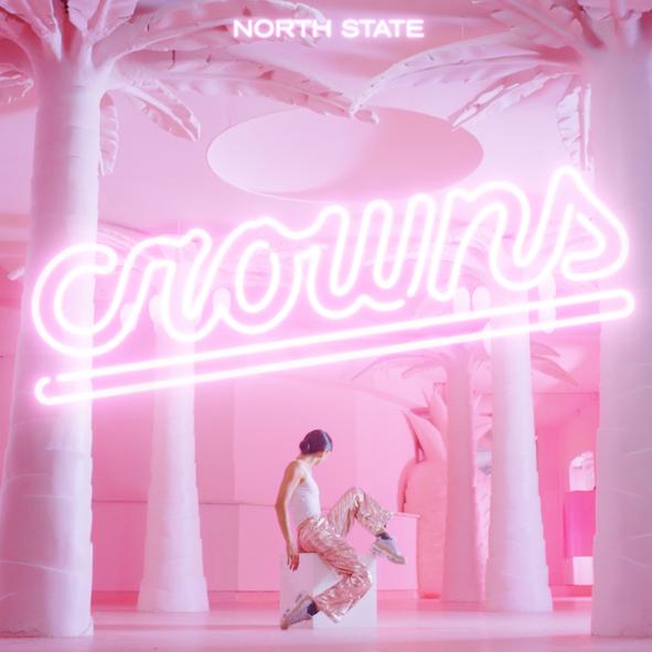 Baile y color en 'Crowns', el nuevo videoclip de North State