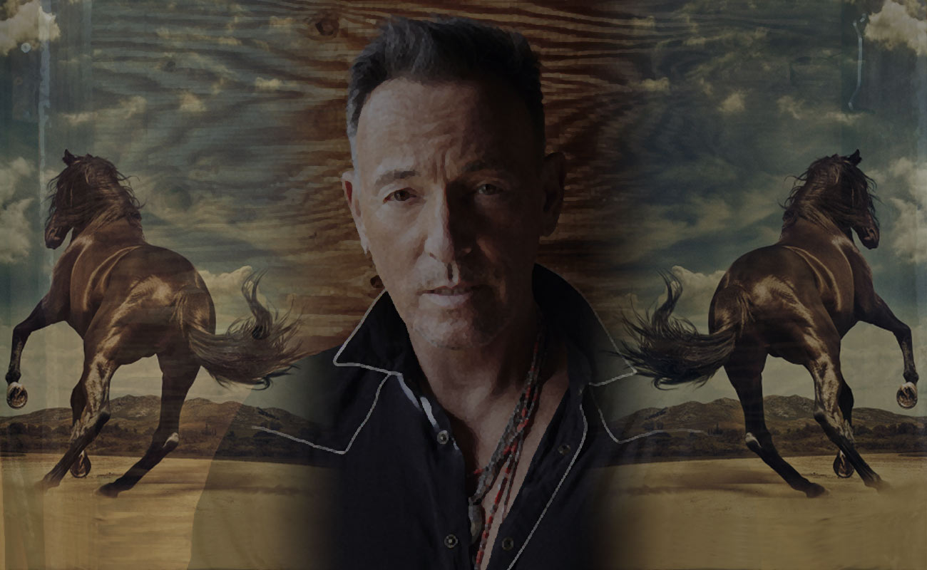 Bruce Springsteen lanza 'Western stars'