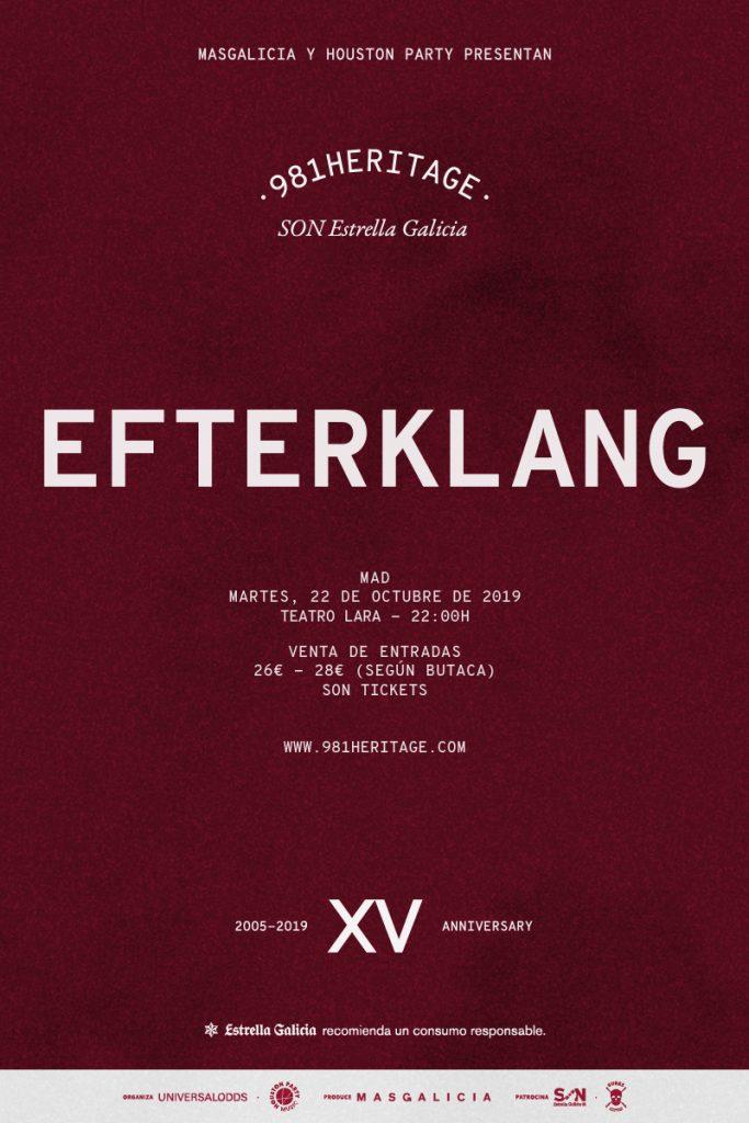 Efterklang publicarán nuevo disco el 20 de septiembre