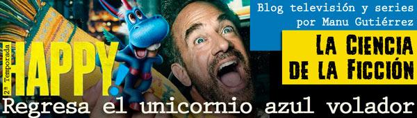 HAPPY! (T2), regresa el unicornio azul thumbnail