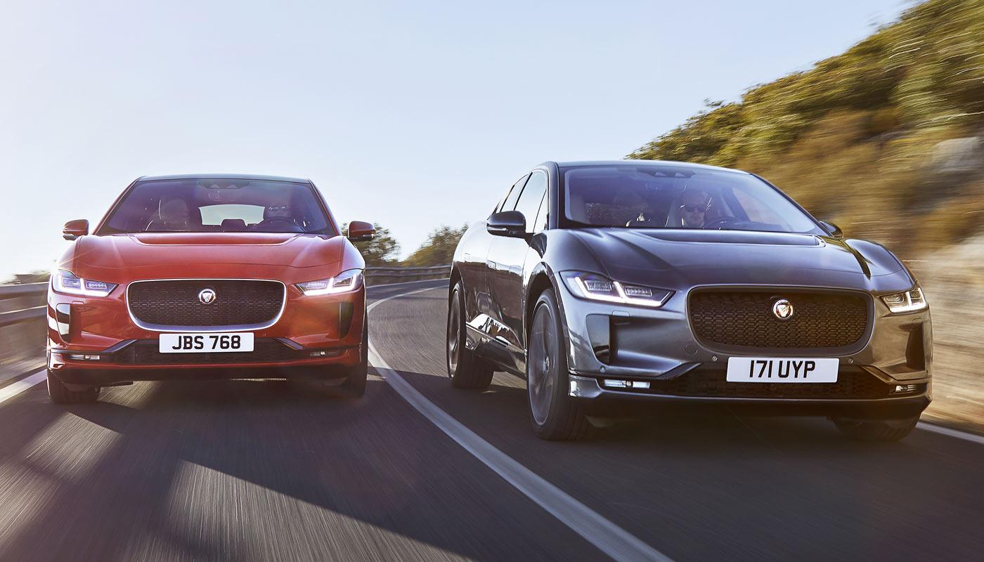 Jaguar I-PACE, belleza, elegancia y deportividad 100 % eléctrica