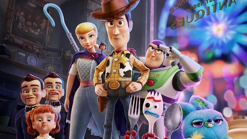 'Toy Story 4' ¡Los juguetes han vuelto! post image