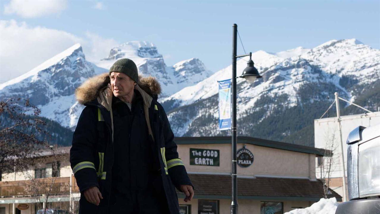'Venganza bajo cero', un thriller de humor negro y sangre coagulada post image