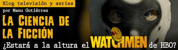 ¿Estará a la altura el 'Watchmen' de HBO? thumbnail