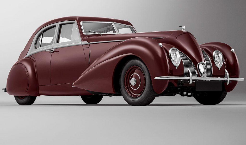 En su 100 aniversario, Bentley resucita su primer Corniche post image