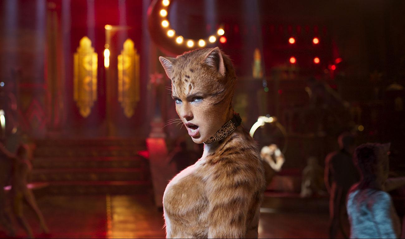 El famoso musical 'Cats' en el cine a partir del 25 de diciembre