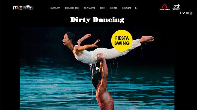 'Dirty Dancing', el viernes en Cibeles de Cine en Madrid