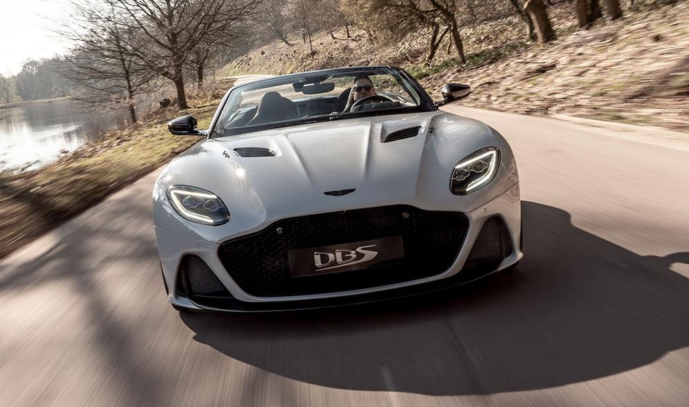 Aston Martin DBS Superleggera Volante, belleza a cielo abierto post image