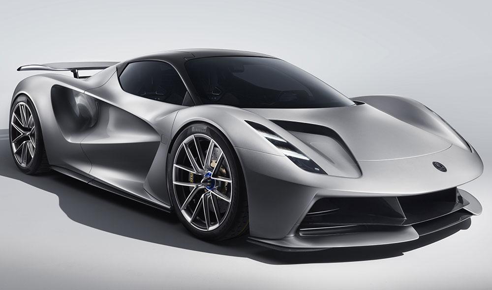Lotus Evija, el superdeportivo eléctrico más potente del mundo post image