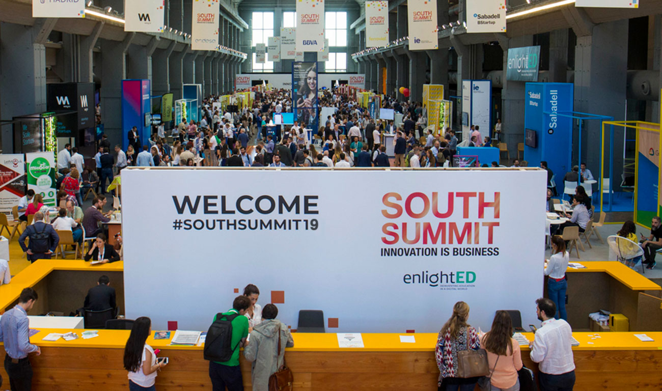 YellowBreak en el South Summit 2019 post image