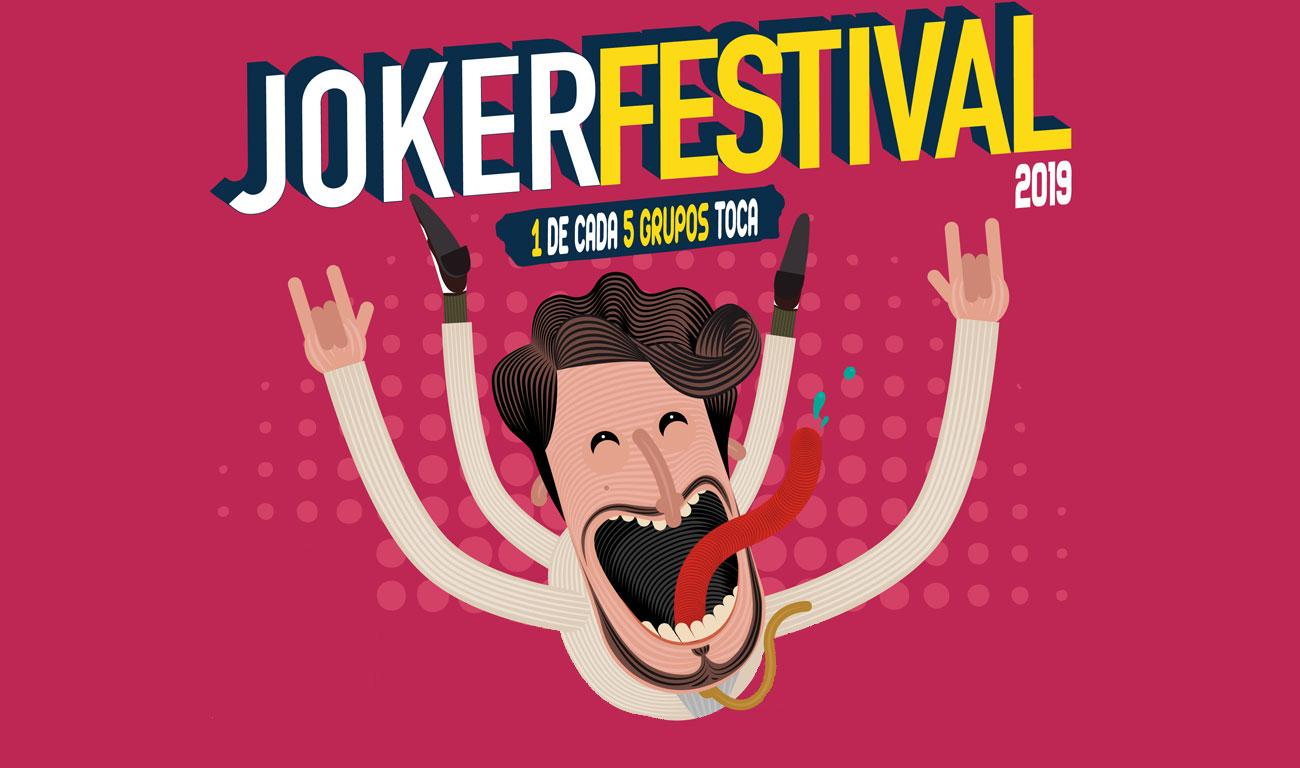 Joker Festival ¿Quién tocará este año?