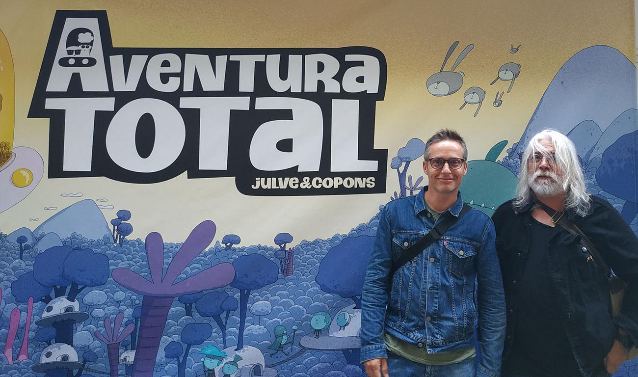 'Aventura Total', para divertirte a lo grande sin escobas voladoras