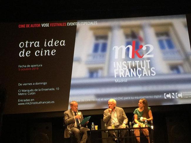 MK2, el mejor cine VOSE, por fin en la sala del Institut Français en Madrid