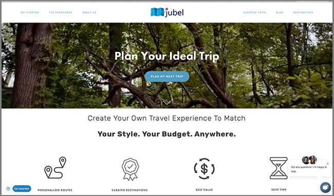 La startup Jubel, ganadora del vertical de Travel en South Summit 2019