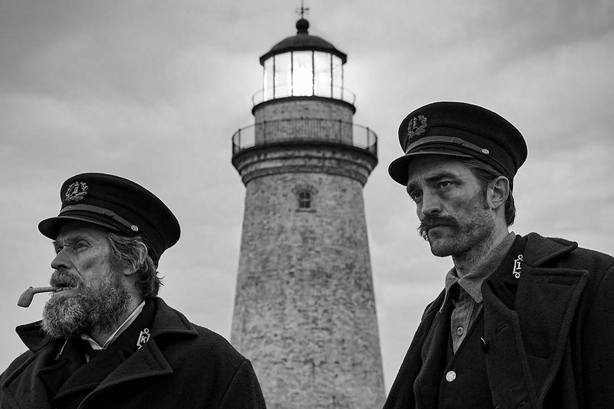 'The Lighthouse', mucha flatulencia y pocas heces post image