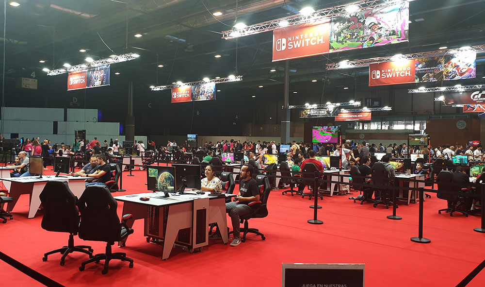 Madrid Games Week post image