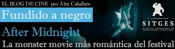 'After Midnight', la monster movie más romántica del festival thumbnail