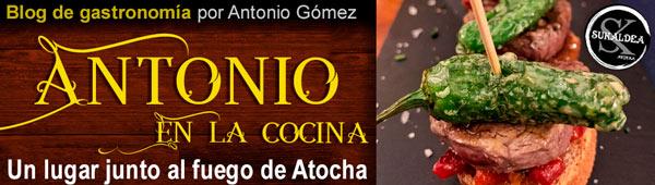 'Sukaldea Atotxa', un lugar junto al fuego de Atocha thumbnail