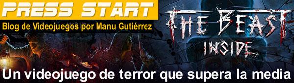 'The Beast Inside', un videojuego de terror que supera la media thumbnail