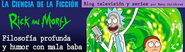 'Rick & Morty', filosofía profunda y humor con mala baba thumbnail