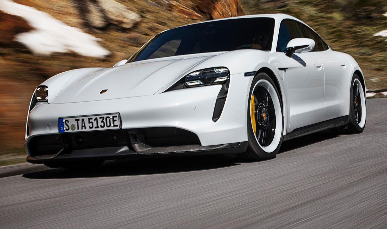 Porsche Taycan, deportividad extrema y cero emisiones